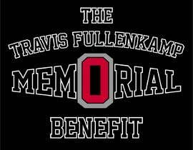 "#6 cho The event name is ""The Travis Fullenkamp Memorial Benefit"".  The theme of this event is Ohio State. Please incorporate the attached file into the logo. Colors should be gray, white, black and red. bởi akterlaily2005"