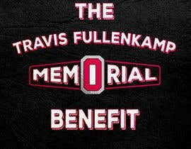 "#24 cho The event name is ""The Travis Fullenkamp Memorial Benefit"".  The theme of this event is Ohio State. Please incorporate the attached file into the logo. Colors should be gray, white, black and red. bởi akterlaily2005"