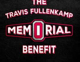 "#25 cho The event name is ""The Travis Fullenkamp Memorial Benefit"".  The theme of this event is Ohio State. Please incorporate the attached file into the logo. Colors should be gray, white, black and red. bởi akterlaily2005"
