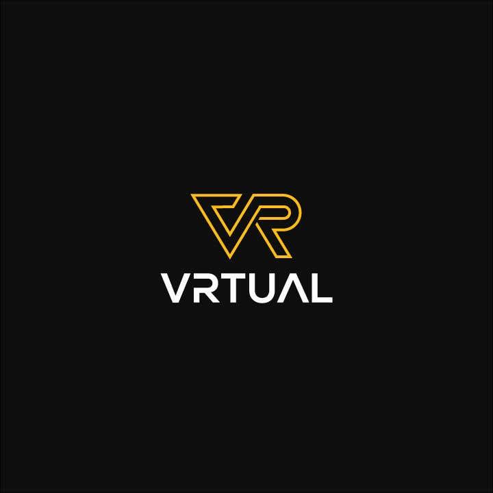 """Intrarea #                                        110                                      pentru concursul """"                                        logo for my business - VRtual                                     """""""
