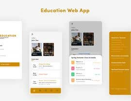 #82 untuk Redesign my mobile layout for my web app oleh akashgajera91131