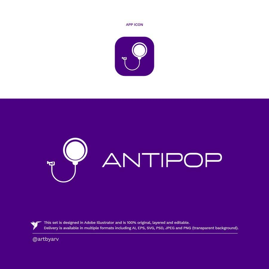 Kilpailutyö #                                        4                                      kilpailussa                                         Logo for application