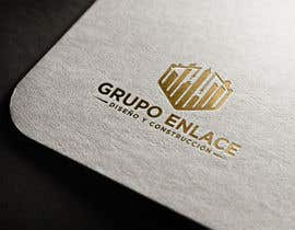 #406 cho Logo Grupo Enlace Diseño y Construcción bởi mdtazulislambhuy