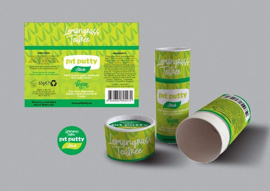 Penyertaan Peraduan #                                        6                                      untuk                                         Update our product packaging - graphic design