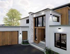 #44 para Contest to redesign home facade por moravzla