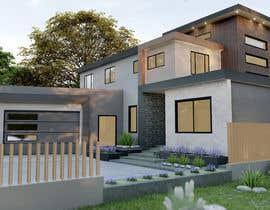 #49 para Contest to redesign home facade por afrozaakter04