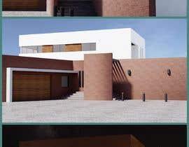 #14 para Contest to redesign home facade por Hun0000