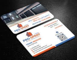 #20 untuk Business card oleh arjahansima192