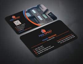 #318 untuk Business card oleh bhabotaranroy