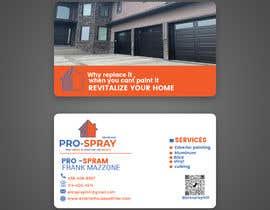 #343 untuk Business card oleh freelancerismai1