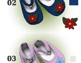 #16 for New Shoes design for Kids - Design 3-4 models by marinauri