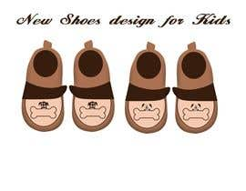 #37 for New Shoes design for Kids - Design 3-4 models by AbodySamy
