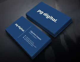 #84 cho Business Card Design - PG bởi arif9900