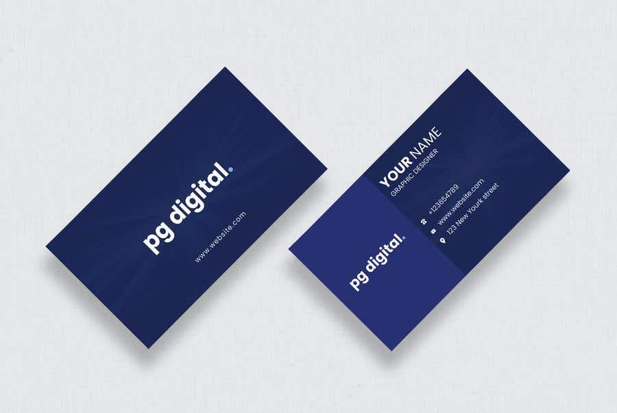 Bài tham dự cuộc thi #                                        95                                      cho                                         Business Card Design - PG