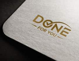 #258 untuk Done for You logo oleh Rajmonty