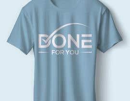 #206 untuk Done for You logo oleh mdsahebali0396