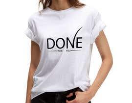 #213 untuk Done for You logo oleh mdreajulhossain2