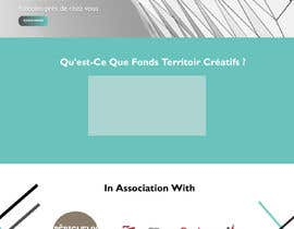#4 cho Webdesign from graphical elements bởi nikita0524