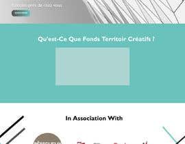 #4 untuk Webdesign from graphical elements oleh nikita0524