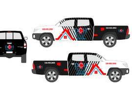 MdSaifulIslam342 tarafından Vehicle Wrap Design DCH Enterprises için no 17