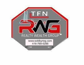 Nro 38 kilpailuun New Real Estate Signage! käyttäjältä oritosola