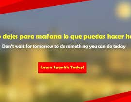 #2 for Online Spanish Course - Landing Page af adamnis