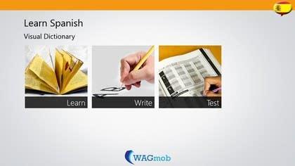 Nro 5 kilpailuun Online Spanish Course - Landing Page käyttäjältä akash250