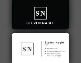 #64 untuk Nedd businees card design oleh rirakibislam29