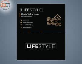 #50 untuk Alexis Valladares - Business Card Design oleh shaheyalam1