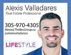 #7 untuk Alexis Valladares - FOR SALE Sign oleh AhasanBhuiyan