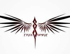 #72 for Free Spirit tattoo design by kevincc18