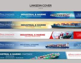 #23 untuk Linkedin Cover Image Design oleh imranislamanik