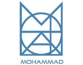 #12 untuk A logo with my name letters oleh NahidHasan2030