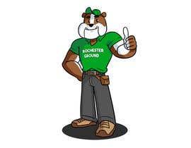 #51 for Mascot Dog Cartoon by RRamirezR