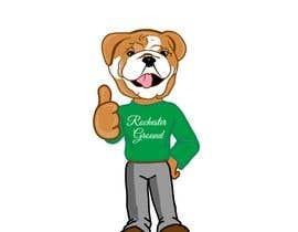 #56 for Mascot Dog Cartoon by RamSRK3