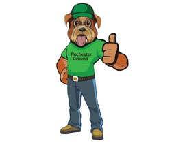 #49 untuk Mascot Dog Cartoon oleh ripon99design