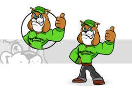 #64 for Mascot Dog Cartoon by amitdharankar