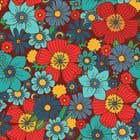 Bài tham dự #20 về Graphic Design cho cuộc thi Flower Pattern