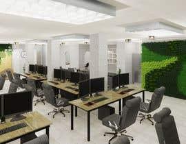 Nro 7 kilpailuun 3D Office Design Showcse käyttäjältä gbadgujar