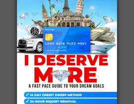 "#22 cho Ebook Cover to ""I Deserve More"" bởi freeland972"