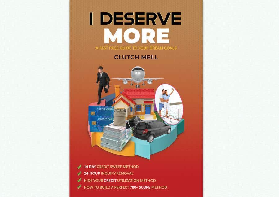 "Bài tham dự cuộc thi #                                        88                                      cho                                         Ebook Cover to ""I Deserve More"""