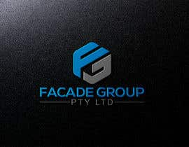 rohimabegum536 tarafından Logo Creation for Facade Group Pty Ltd için no 162