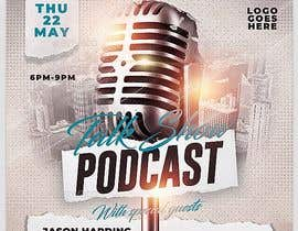 #137 for Talk Show Flyer Design by asifaizan123