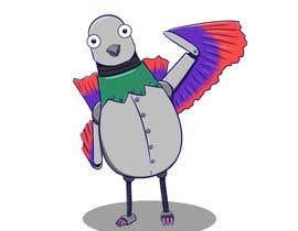 #35 untuk Create a robot bird cartoon oleh anggitrigen16