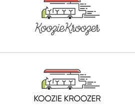 #44 untuk Koozie Kroozer Logo oleh Aadarshsharma