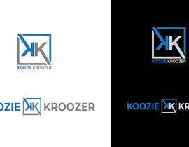 #42 untuk Koozie Kroozer Logo oleh sabrinaafroz7521