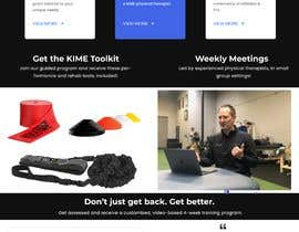 #6 untuk Completely New Design for a Website Page (Dark Theme) oleh imttoodattoo22