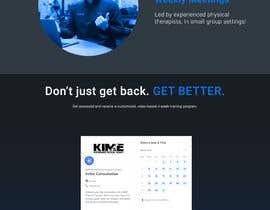 #19 untuk Completely New Design for a Website Page (Dark Theme) oleh christianjoeldev