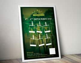 #70 untuk Blackbutt Music Festival Poster oleh enianhari