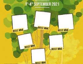 #138 untuk Blackbutt Music Festival Poster oleh themusicgap